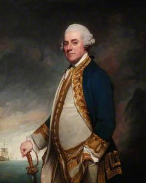 Admiral Sir Charles Hardy (c.1716–1780)