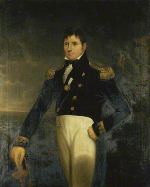 Rear Admiral Sir Eliab Harvey (1758–1830)