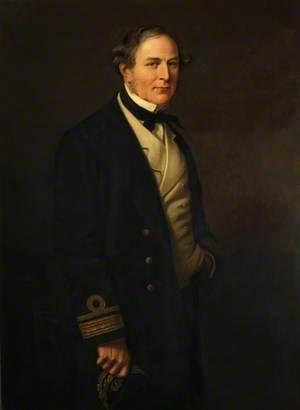 Rear Admiral Sir James Hope (1808–1881)