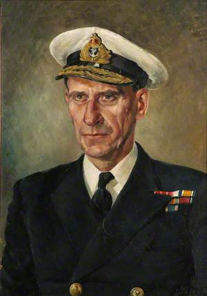 Rear Admiral Sir Kenneth Alexander Ingleby-Mackenzie (1892–1961)