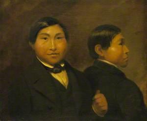 'Qalasirssuaq' (Erasmus Augustine Kallihirua) (c.1832/1835–1856)