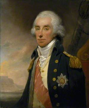 Admiral Lord George Keith Elphinstone (1746–1823), 1st Viscount Keith