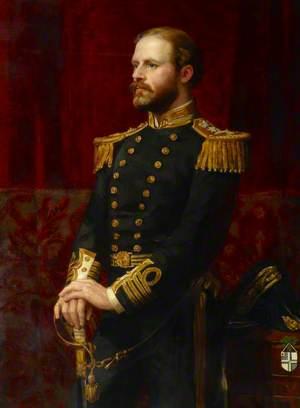 Captain Sir Lambton Loraine (1838–1917), 11th Bt