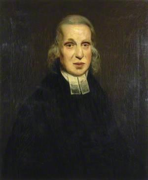 The Reverend Edmund Nelson (1722–1802)
