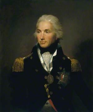 Rear Admiral Sir Horatio Nelson (1758–1805)
