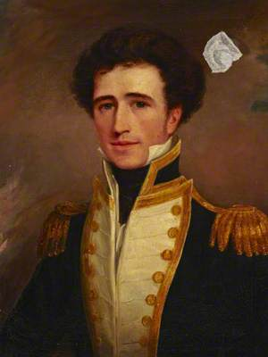 Captain Sir Charles Christopher Parker (1792–1869)