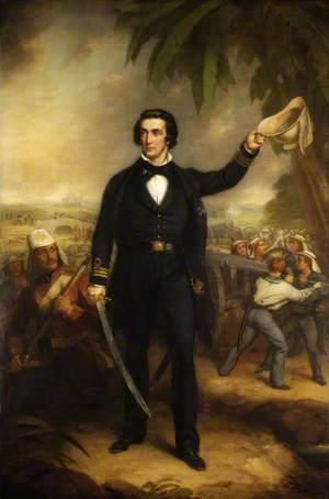 Captain William Peel (1824–1858)
