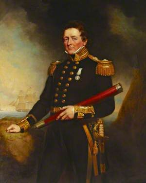 Admiral Sir Watkin Owen Pell (1788–1869)