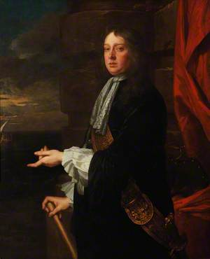 Flagmen of Lowestoft: Admiral Sir William Penn (1621–1670)