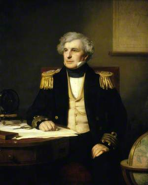 Captain Sir James Clark Ross