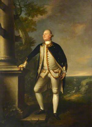 Captain Sir John Lockhart Ross (1721–1790)
