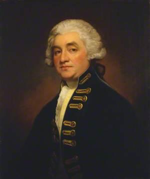 Vice-Admiral Sir Joshua Rowley (1734–1790)
