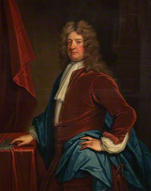 Admiral Edward Russell (1653–1727), 1st Earl of Orford