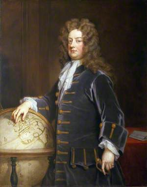 Admiral Edward Russell (1652–1727), 1st Earl of Orford