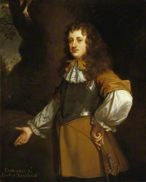 Edward Montagu (1625–1672), 1st Earl of Sandwich