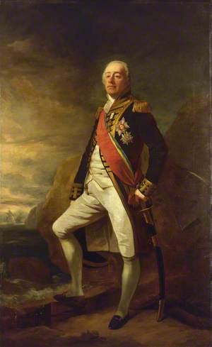Vice-Admiral James Saumarez (1757–1836)