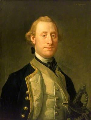 Captain Sir Alexander Schomberg (1720–1804)