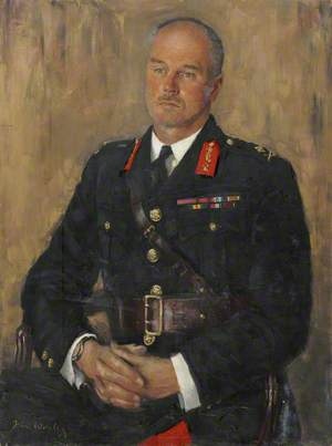 Major General Hamilton Wilkie Simpson (b.1895)