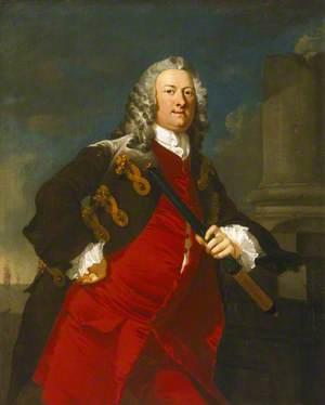 Commodore Thomas Smith (1707–1762)