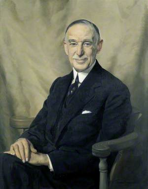 James Richard Stanhope (1880–1967), 7th Earl Stanhope