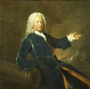 Admiral The Honourable Charles Stewart (1681–1740)