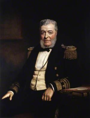 Admiral John Lort Stokes (1812–1885)