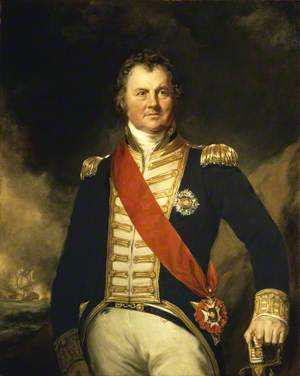 Admiral Sir Edward Thornborough (1754–1834)