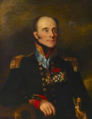 Captain Sir Thomas Ussher (1779–1848)