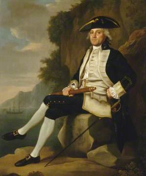 Captain Sir Edward Vernon (1723–1794)