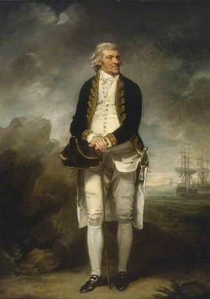 Sir Edward Vernon (1723–1794)