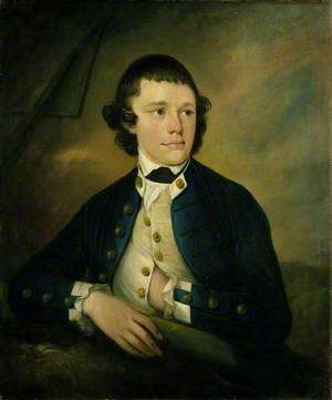 Midshipman James Ward (c.1759–1806)