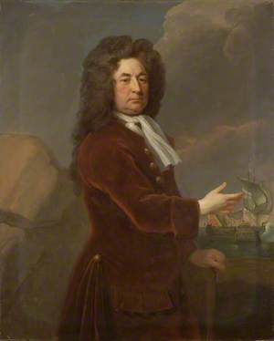 Rear Admiral Sir William Whetstone