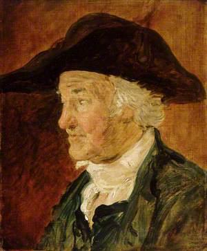 'Commodore' Samuel Wilkes, a Greenwich Pensioner