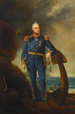 William IV (1765–1837), in Admiral of the Fleet's Full Dress Uniform