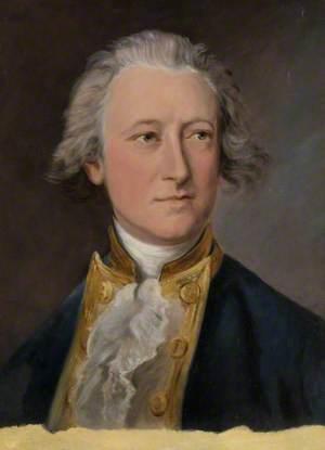 Captain the Honourable Charles Phipps (1753–1786)