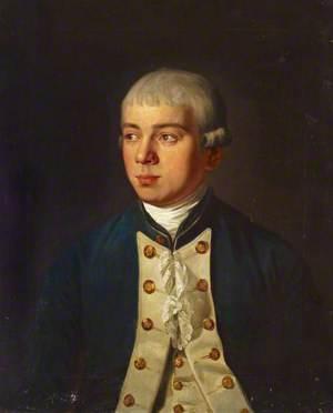 Portrait of a Lieutenant, c.1780