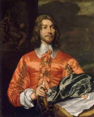 Portrait of a Royalist