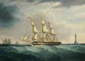 The Ship 'Allerton'