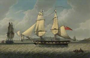 The Brig 'Ariel'