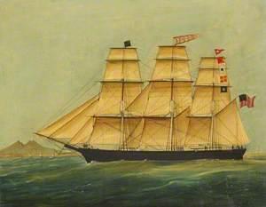 The Ship 'J. P. Whitney'