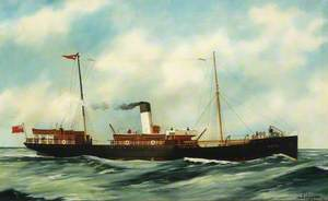 The Steamship 'Notts'