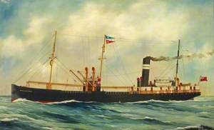 The Steamship 'Princess Irma'