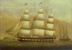 The Ship 'Queen'