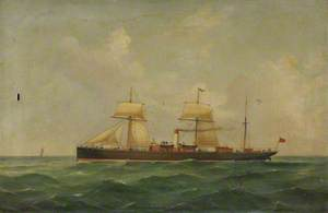 The Steamship 'Straits of Belle Isle'