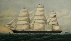 The Ship 'Three Brothers'