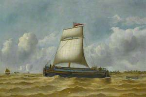 The Humber 'Keel Willie'