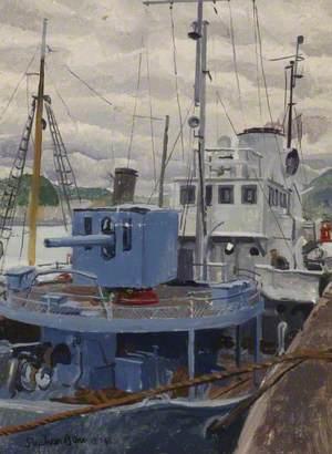 Bow Gun, HMS 'Southern Star'