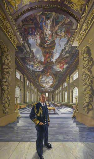 Admiral of the Fleet Terence Thornton Lewin (1920–1999), Baron Lewin of Greenwich, KG, GCB, LVO, DSC