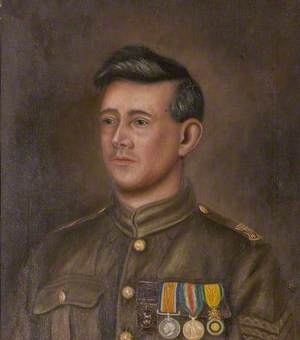 Sergeant William Henry Johnson (1890–1945), VC