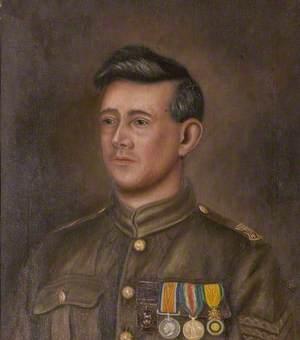 Sergeant William Henry Johnson (1890–1945), VC